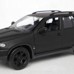 ขาย pre order โมเดลรถยนต์ BMW X5 1:24 สีดำด้าน มี โปรโมชั่น งานหายาก