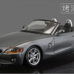 ขาย pre order โมเดลรถยนต์ BMW Z4 เทาเข้ม 1:24 มี โปรโมชั่น งานเหมือนจริง
