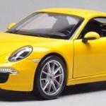 ขาย พรีออเดอร์ โมเดลรถเหล็ก โมเดลรถยนต์ Porsche Carrera S 911 1:24 สเกล มี โปรโมชั่น