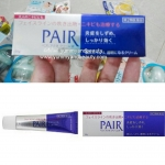 Pair Acne Cream W 14กรัม ครีมเจลรักษาสิว