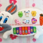 ออร์แกนกระต่ายเสียงดนตรี
