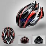 หมวกจักรยาน Giant ทรงสปอร์ต สีดำขาวแบบที่1