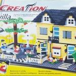 34053 WANGE Villa (816 ชิ้น)