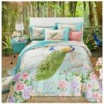 ผ้าปูที่นอน ผ้าเทนเซล tencel ลายดอกไม้