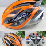 หมวก GIRO LIVESTRONG สีส้ม ดำ
