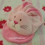 หมวกแก๊ปแฟนซีกระต่าย (เด็กเล็ก)