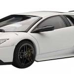 ขาย พรีออเดอร์ โมเดลรถเหล็ก โมเดลรถยนต์ Lamborghini LP670-4 SV ขาว สเกล 1:43 มี โปรโมชั่น