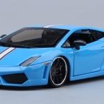 ขาย พรีออเดอร์ โมเดลรถเหล็ก โมเดลรถยนต์ Lamborghini LP560-4 Gallardo Sport 1:24 มี โปรโมชั่น