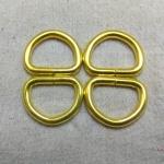 ห่วงตัวดี1นิ้ว ทอง (ลวด5mm)