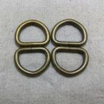 ห่วงตัวดี1นิ้ว เหลืองดำ (ลวด5mm)