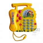 โทรศัพท์สดใส...สีเหลือง...จัดส่งฟรี