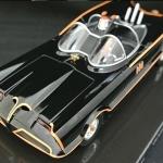 พรีออเดอร์ โมเดลรถ โมเดลรถเหล็ก รถ Batman Mobile 1966 สเกล 1:24