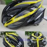 หมวก GIRO LIVESTRONG สีเหลือง ดำ