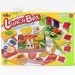 แป้งโดว์ชุด Lunch Box ...จัดส่งฟรี