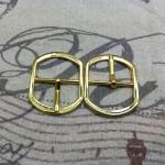 หัวเข็มขัด1.2นิ้ว ทอง