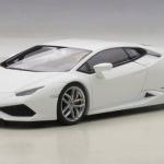 ขาย พรีออเดอร์ โมเดลรถเหล็ก โมเดลรถยนต์ Lamborghini Huracan ขาว สเกล 1:43 มี โปรโมชั่น