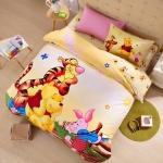 ผ้าปูที่นอน ลายวินนี่เดอะหมีพูห์ Winnie the Pooh bedding Set