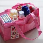 กระเป๋า bag in bag ช่องแบ่งของใช้เด็ก