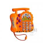 โทรศัพท์สดใส...สีส้ม...จัดส่งฟรี