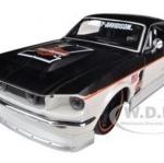 พรีออเดอร์ รถเหล็ก รถโมเดล US 1967 Ford Mustang GT สีขาว NO 1 harley special edition Maisto สเกล 1:24