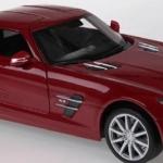 รีวิวดีๆ เกี่ยวกับ โมเดลรถ โมเดลรถเหล็ก Benz SLS / โมเดลรถยนต์