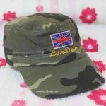 หมวกแก๊ปเด็ก ลายทหาร