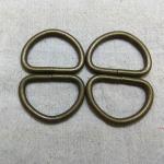 ห่วงตัวดี1.5นิ้ว เหลืองดำ (ลวด5mm)