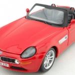 ขาย pre order โมเดลรถยนต์ BMW Z8 1:24 สีแดง มี โปรโมชั่น งานหายาก