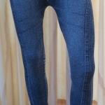 กางเกงเลคกิ้ง 7 ส่วน ผ้า Spendex (ลายซิป)
