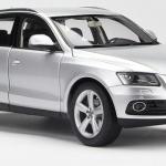 Pre Order โมเดลรถ Audi Q5 SUV เงิน 1:18 รุ่นหายากสุดๆ มีโปรโมชั่น