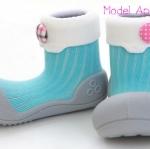 0556-0557-- [รุ่นAp01] รองเท้าเด็ก Attipas