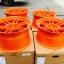 ENKEI RPF-1 งานเหมือนแท้สีส้ม ออฟสุดตารางขอบ18+ยางชุด 25000 thumbnail 4