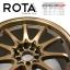 ล้อใหม่ CE28 ROTA แท้ขอบ18 ชุด9800 ปกติ 28000 ถูกกว่าล้อมือสอง thumbnail 4