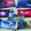 ผ้าปูที่นอน ลายจักรวาล Galaxzy กาแลคซี่ ดวงดาว 3D thumbnail 2
