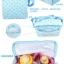 กระเป๋าคุณแม่ กระเป๋าใส่ของเด็กอ่อน สัมภาระลูกน้อย ลายรถ Set สุดคุ้ม 3 ใบ สีกรมท่า.สีฟ้า.สีชมพู thumbnail 5