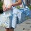 กระเป๋าคุณแม่ กระเป๋าใส่ของเด็กอ่อน สัมภาระลูกน้อย ลายรถ Set สุดคุ้ม 3 ใบ สีกรมท่า.สีฟ้า.สีชมพู thumbnail 2