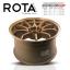 ล้อใหม่ CE28 ROTA แท้ขอบ18 ชุด9800 ปกติ 28000 ถูกกว่าล้อมือสอง thumbnail 1