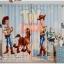 ผ้าม่าน ลายทอยสตอรี่ Toy Story thumbnail 1