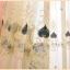 ผ้าม่าน สไตล์ยุโรป งานปัก ลายดอกไม้สีชมพู-พีช thumbnail 7