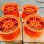 ENKEI RPF-1 งานเหมือนแท้สีส้ม ออฟสุดตารางขอบ18+ยางชุด 25000 thumbnail 7