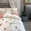 ผ้าปูที่นอน งานปักลายตะบองเพชร ลายสก๊อต thumbnail 5