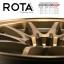 ล้อใหม่ CE28 ROTA แท้ขอบ18 ชุด9800 ปกติ 28000 ถูกกว่าล้อมือสอง thumbnail 3
