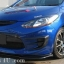ชุดแต่ง Mazda 2 Mํ Z Custom thumbnail 1