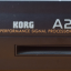Vintage Korg A2 Performance Signal Processor Guitar Effect Owned by Ohm Chatree Kongsuwan thumbnail 1