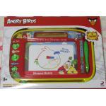 กระดานแม่เหล็กวาดรูปภาพสี (ลาย Angry Bird)
