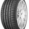 Continental contact3 255/45-18 Tเส้น 9,300 RFT
