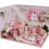 DIY Pink Charming Girl Bedroom .. . ให้เป็นของขวัญวันเกิดเพื่อนหรือประกอบเล่นกับคนรู้ใจ