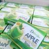 สบู่สเต็มเซลล์แอปเปิ้ล DHerb Apple stem cell soap