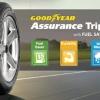 GOODYEAR assurance triple max 225/50-17 เส้น 3250 ปี14