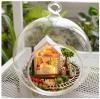 DIY Pandora Magic Garden.. . บ้านรางรถไฟ แบบแขวนหรือตั้งโต๊ะได้ค่ะ